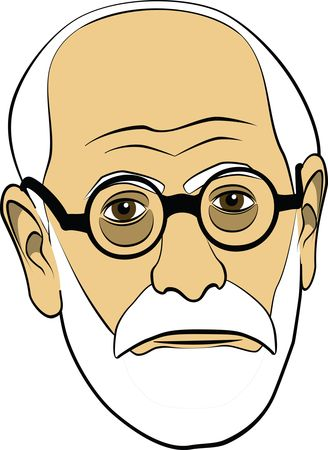 Free Clipart Of Freud