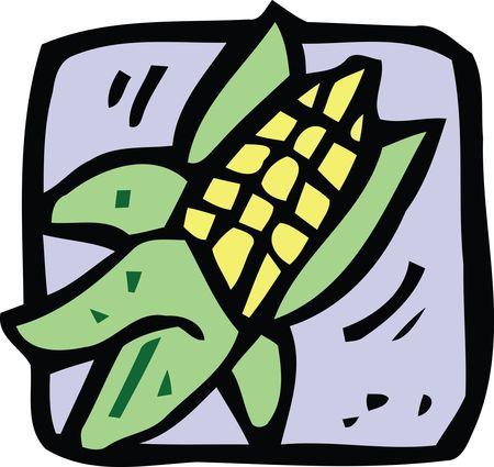 Free Clipart Of A corn ear