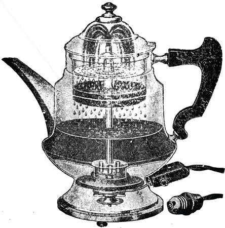 Free clipart of a tea pot
