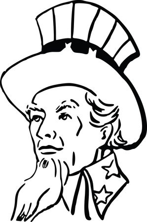 Free Clipart Of uncle sam