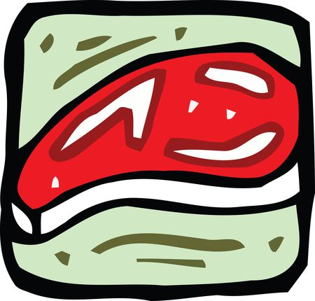 Free Clipart Of A steak