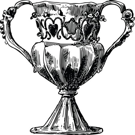 Free Clipart Of a vase