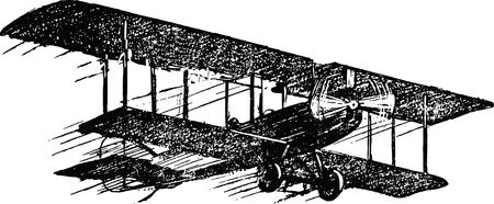 Free Clipart Of a biplane