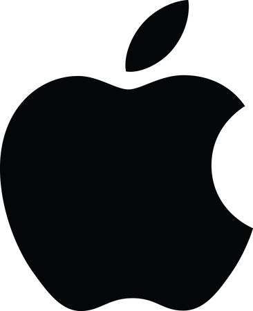 Free Clipart Of Apple logo