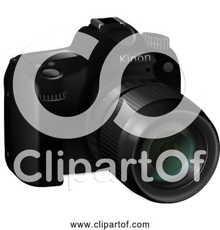 Free Clipart of Camera Foto