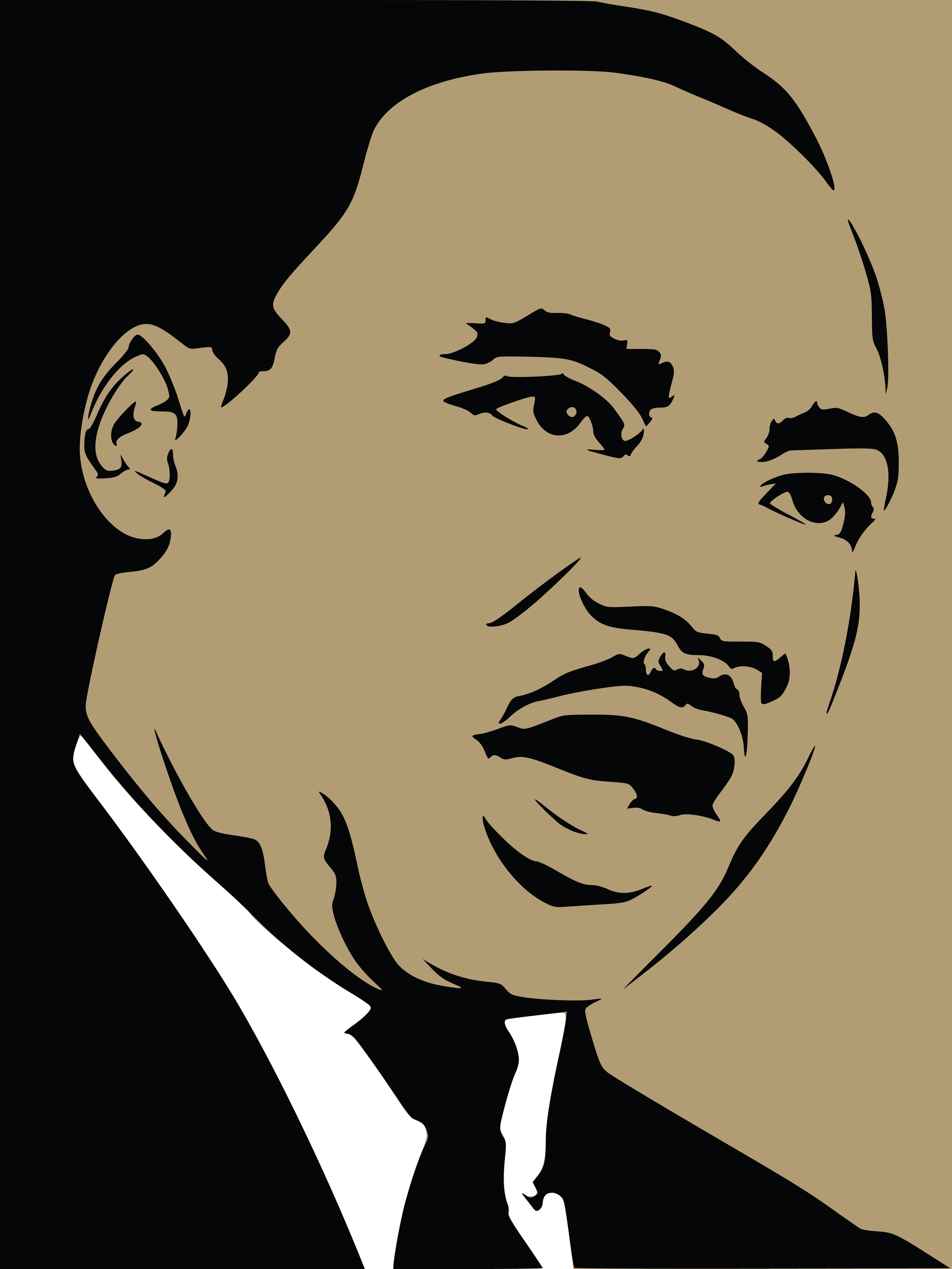free clipart of martin luther king jr rh free clipartof com martin luther king jr clipart free martin luther king jr clipart black and white