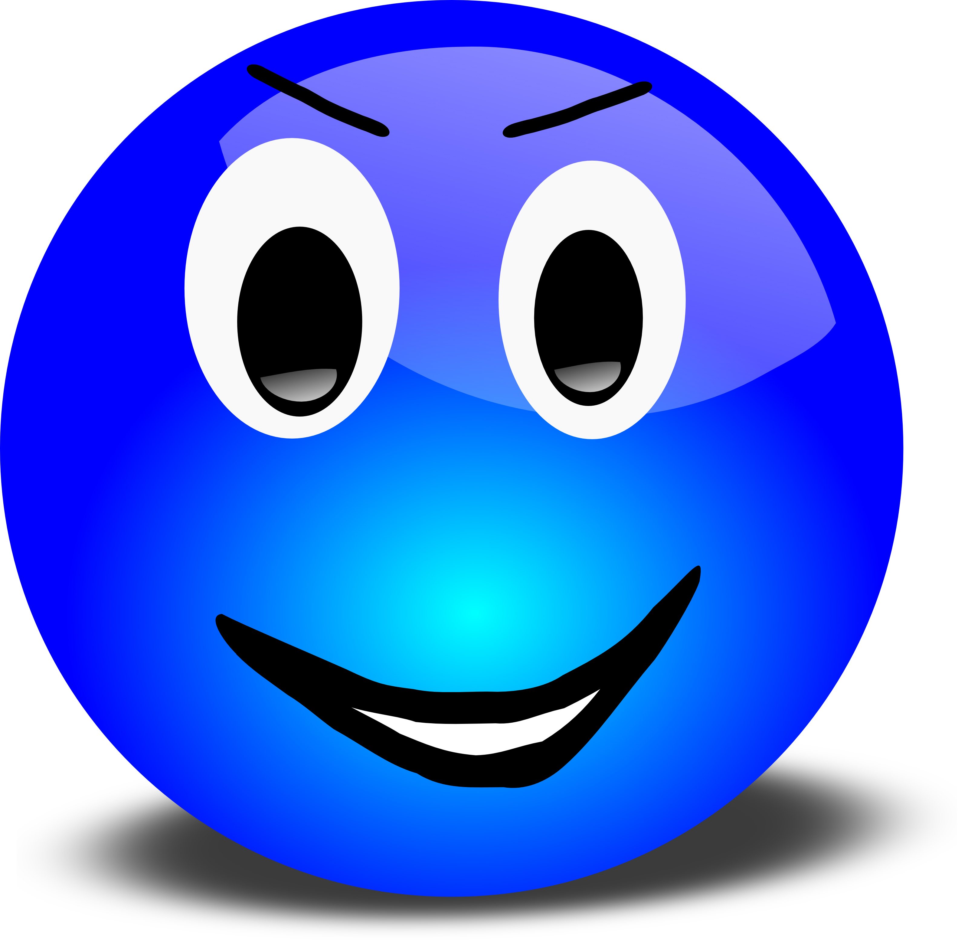 http://free.clipartof.com/83-Free-3d-Grinning-Blue-Smiley-Face-Clipart-Illustration.jpg